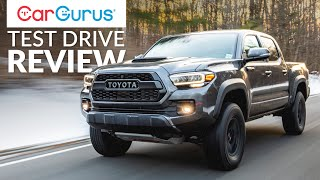 2020 Toyota Tacoma - A smaller but better pickup