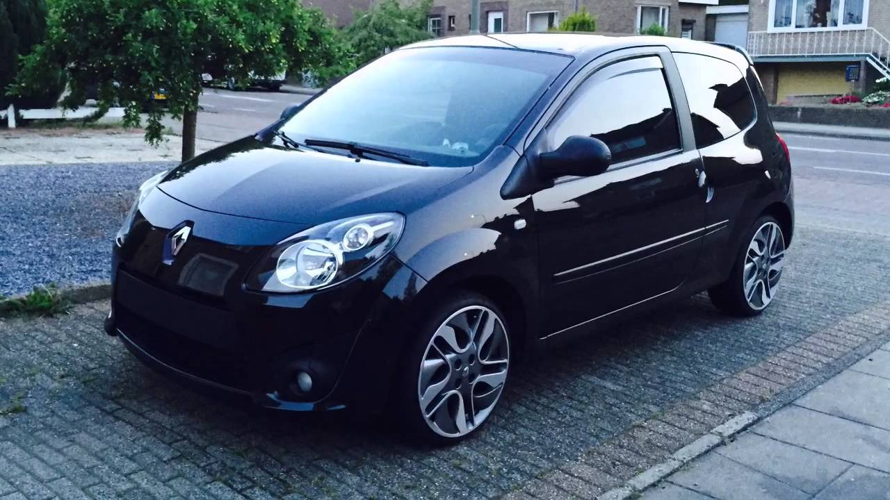mijn twingo 2 phase 1 tuning in progress youtube