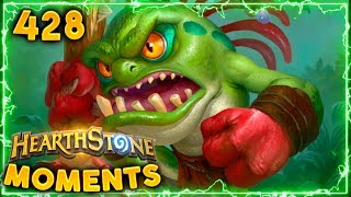 Double Devolve RNG.. | Hearthstone Daily Moments Ep. 428