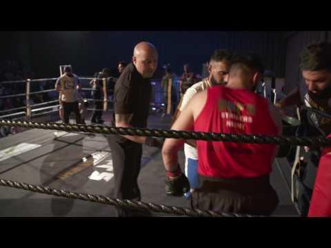BBFS Strikers Night: John Sutton vs Muhammad Wajid Khan