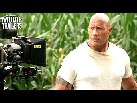 RAMPAGE | Find out how they made the Dwayne Johnson Monster Movie