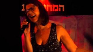 """Moran Mazor - """"Rak Bishvilo"""" - 2015 OGAE Israel party - Euphoria Tel Aviv"""