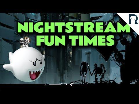 Nightstream Fun Times - Lirik Stream Highlights #28