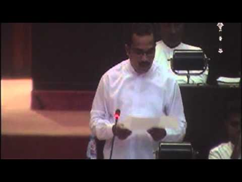 Bimal Rathnayake parliament speech on 14.12.2015