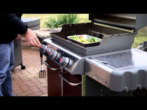 Weber Grills Rotisserie Grilling On Gas Youtube