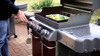 Weber Grills -Rotisserie Grilling on Gas
