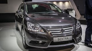 Тест драйв Nissan Sentra