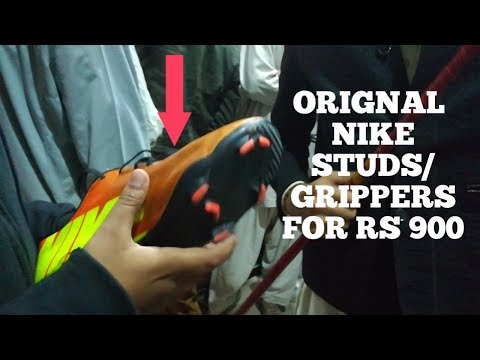 Original Nike Studs Grippers For Rs