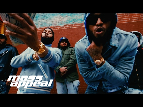 Juelz Santana & Dave East - Time Ticking feat. Bobby Shmurda & Rowdy Rebel (Official Video)