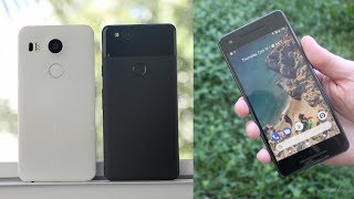 Google Pixel 2 vs Google Nexus 5X - Should You Upgrade?