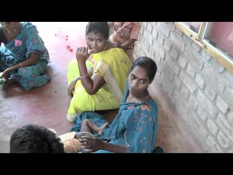 Tamil women in a Village Action workshop
