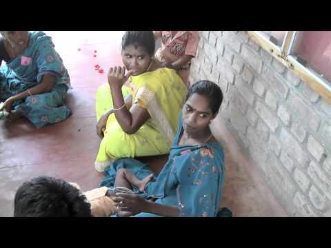 Tamil women in a Village Action workshop