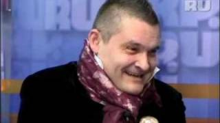 Александр Васильев про гламур(Запись интервью историка моды Александра Васильева