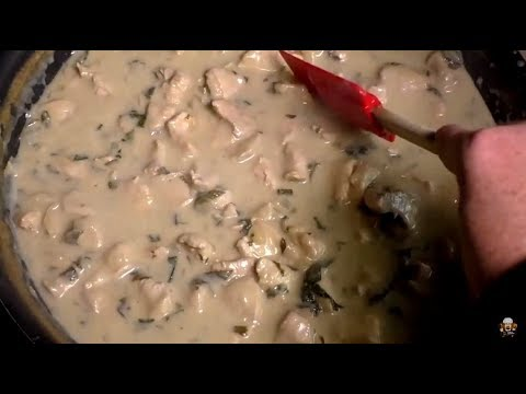 EASY GREEN THAI CHICKEN CURRY RECIPE FOR THE WHOLE FAMILY