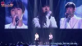 [Vietsub] Gray Paper   Kyuhyun & Ryeowook ft Yesung