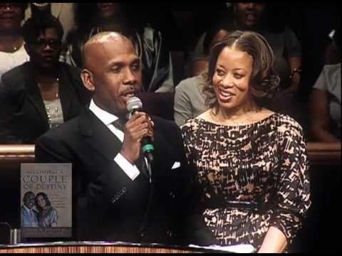 Dr. Joseph W. Walker III and Dr. Stephaine Walker have a special Guest Announcement