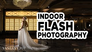 Indoor Flash Photography for Portraits