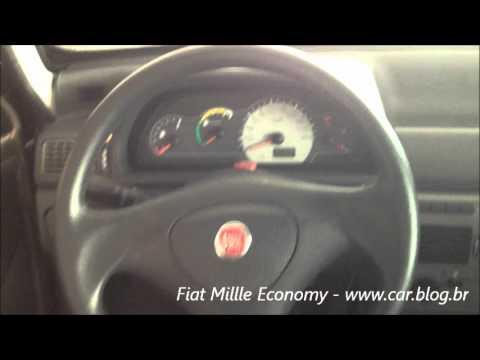 Fiat Mille Economy 2013 - www.car.blog.br