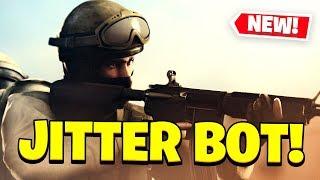 JITTER BOT DETECTED! - CS GO Funny Moments!