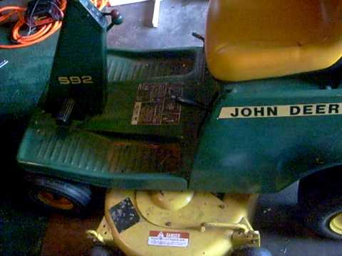 hqdefault john deere s92 trans youtube john deere s82 wiring diagram at soozxer.org