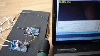 AC Drill Motor RPM Controlling with PWM Dimmer and Arduino via Serial Terminal