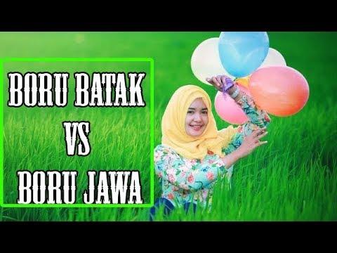 LAGU BATAK -  BORU BATAK VS BORU JAWA TERBARU 2018