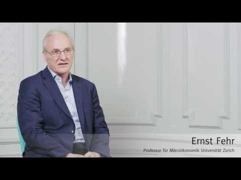 Ready! - Botschafter Ernst Fehr, Professor für Mikroökonomik, Universität Zürich