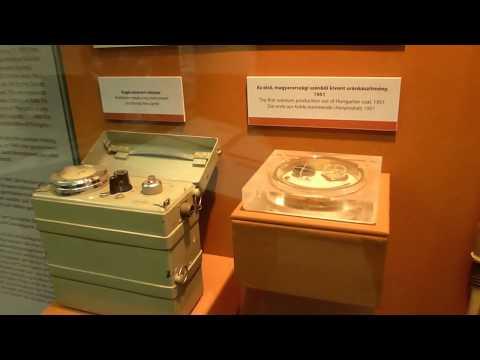 Mining museum in Pecs