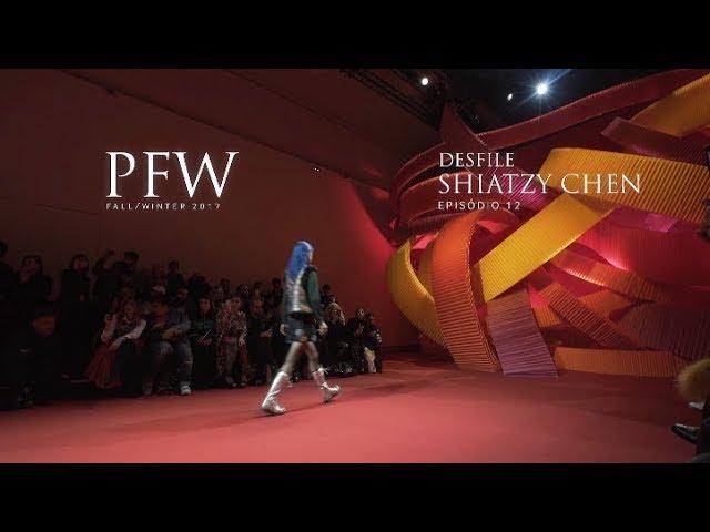 PFW EP12 | Shiatzy Chen