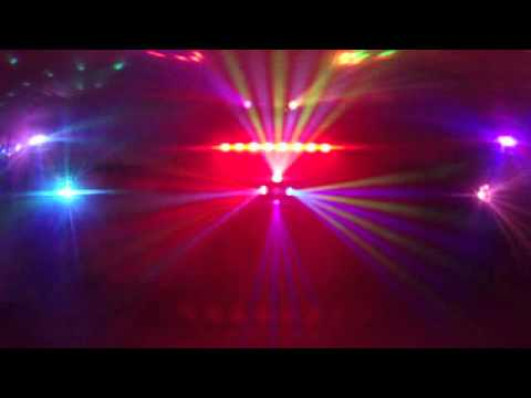 Free The Madness By Steve Aoki Feat Machine Gun Kelly  My DMX Light Show #11