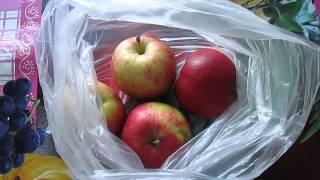 Худею онлайн.6 день лепестков-фруктовый.