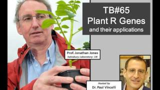 Talking Biotech 065 - Plant R Genes, Pathogens and Applications