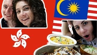 MALAYSIAN FOOD BEST HONG KONG PARTY DAY 706 | TRAVEL VLOG IV