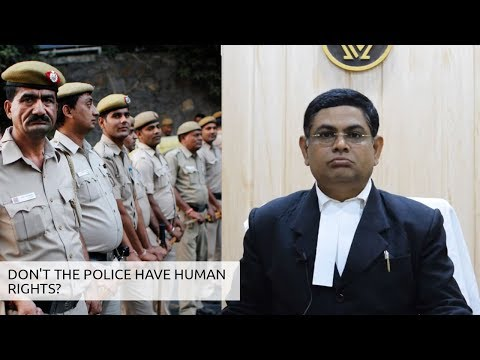 DON'T THE POLICE HAVE HUMAN RIGHTS? | VPS LAW FIRM | 0422 4394101