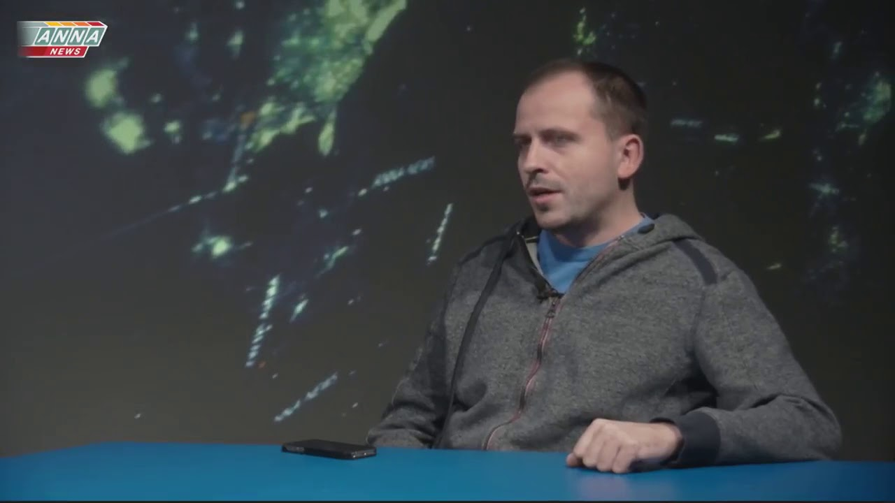 Константин Сёмин на канале Anna News 24.11.2017