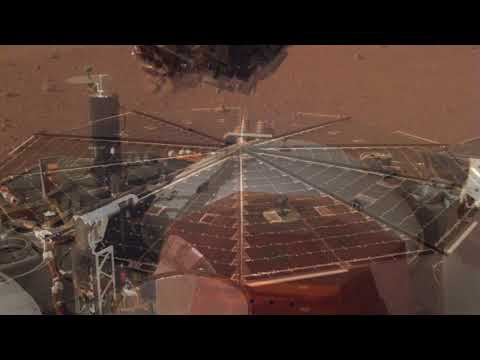 Pete, JB (the Cruiser) and Kathryn - JPL Releases the Sound of a Windy Mars