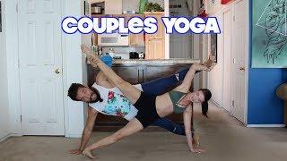 Couples Yoga Challenge w/Bmarsz