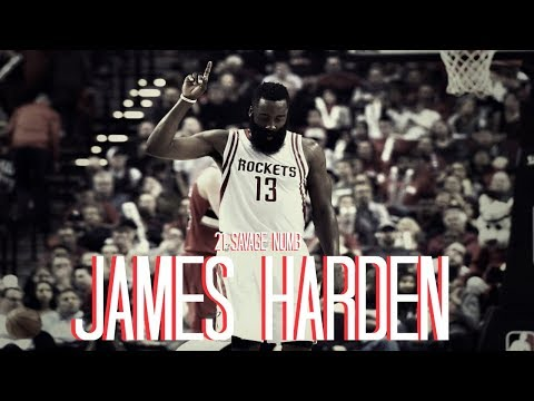 JAMES HARDEN NUMB 21 SAVAGE MIX NBA SEASON 2016-2017