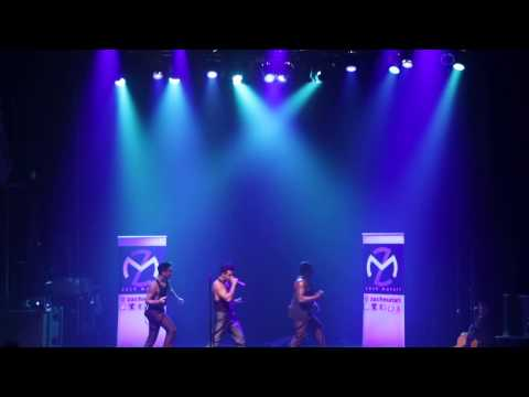 """Zach Matari - Live Performance """"Up To You"""" at The Gramercy Theatre NYC"""