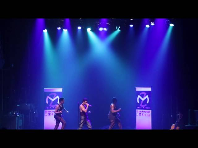"Zach Matari - Live Performance ""Up To You"" at The Gramercy Theatre NYC"