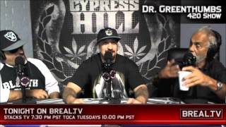 BREAL.TV | The 420 Show - Dr. Greenthumb With Tommy Chong