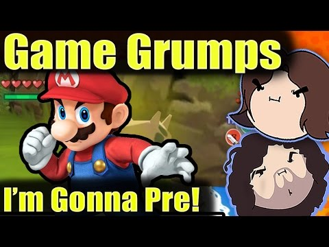Game Grumps - I'm Gonna Pre! [Compilation of Pre'ing and Completing]