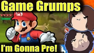Game Grumps - I'm Gonna Pre! [Compilation of Pre'ing and Completing] thumbnail