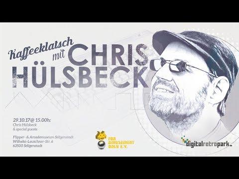 Famstalk: Kaffeeklatsch mit Chris Hülsbeck