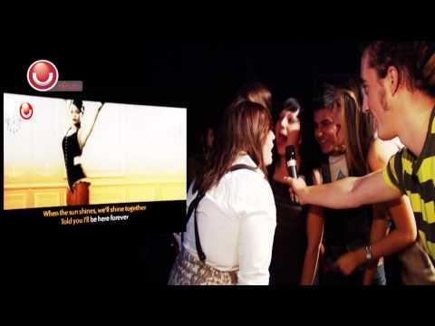 Karaoke Utv la Balul Facultatii de Management