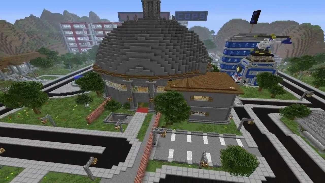 Cops Vs Robbers Minecraft