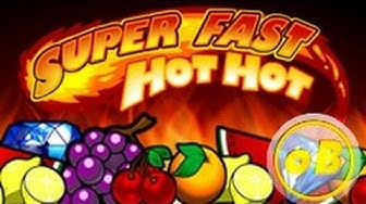 Casino Test Review: Super Fast Hot Hot - Bonus Spins