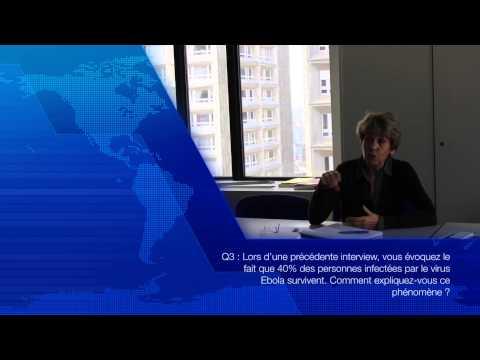 Interview du Dr Murgue sur le virus Ebola par Parlement Balzac