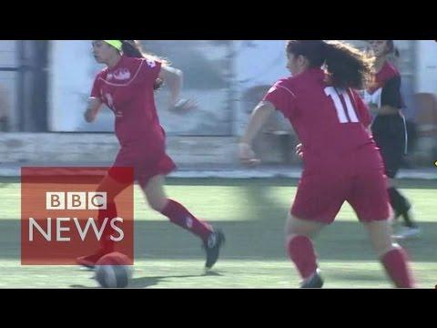 Palestinians Want Israel Football Ban - BBC News