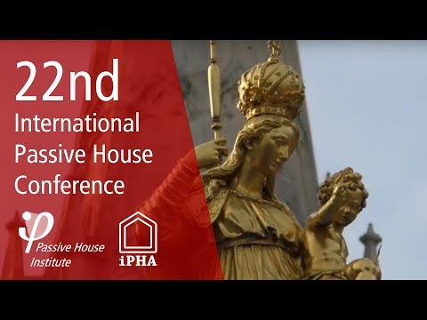 22nd International Passive House Conference 2018 Trailer